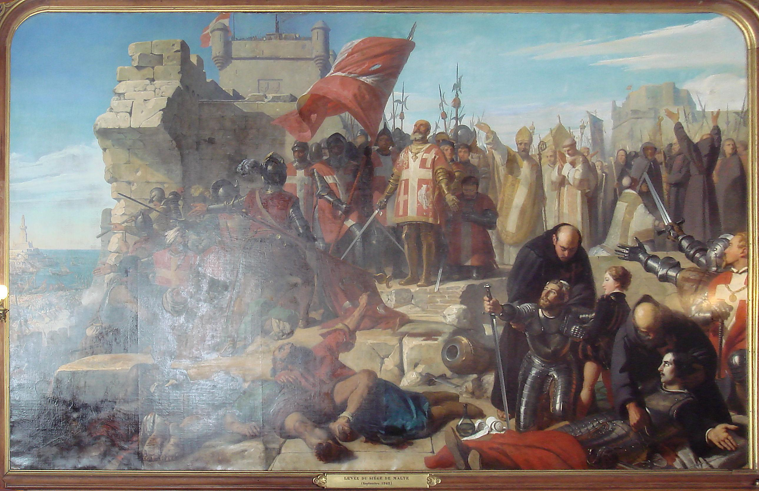 The Great Siege Of 1565